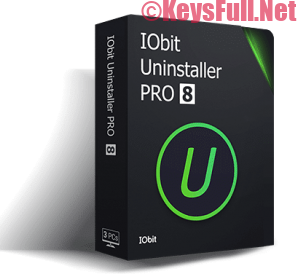 IObit Uninstaller 8.3.0.14 Crack + Key