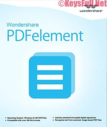 Wondershare PDFelement Pro 6.8.8 With Crack
