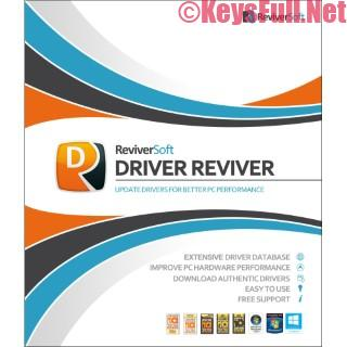 Driver Reviver 5.27 Full Crack