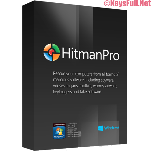 HitmanPro 3.8.10 Build 298 Crack Full Version