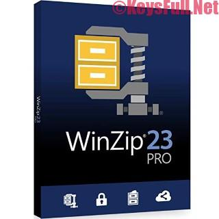 WinZip Pro 23.0 Full Crack Free Download