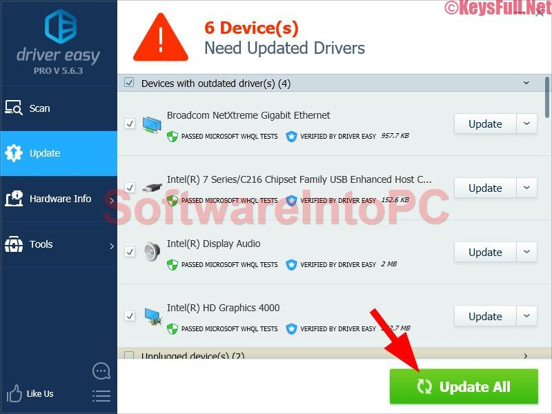 Driver Easy Professional 5.6.10 Crack is Here!