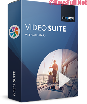 Movavi Video Suite 18.3.1 With Crack