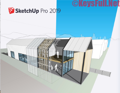 SketchUp Pro 2019 19.1 Full Version Crack