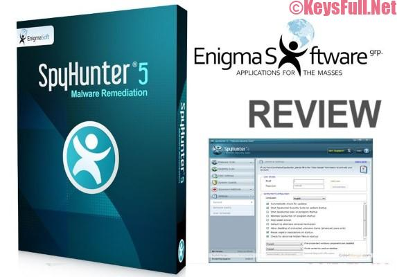 SpyHunter 5 Crack Full Portable