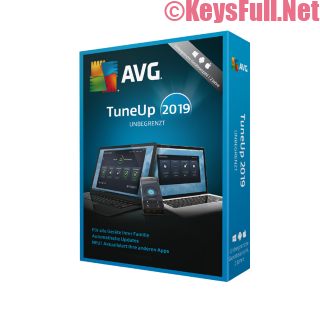 AVG TuneUp 2019 Crack Serial Key