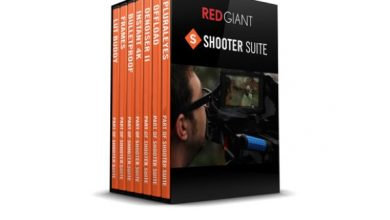 Red Giant Shooter Suite 13.1.8 Full Serial Key
