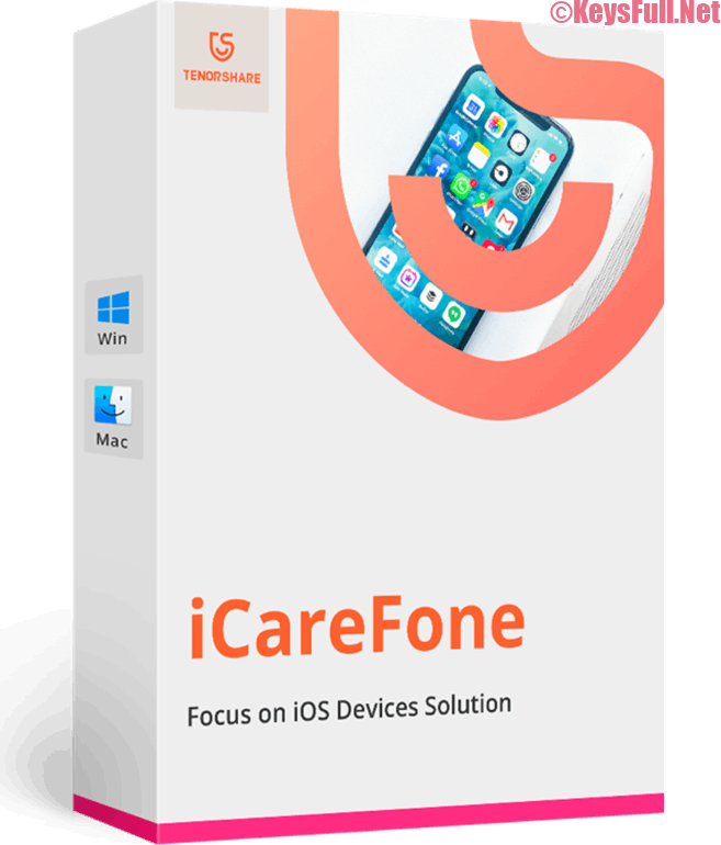 Tenorshare iCareFone 5.8.0.7 Full Crack