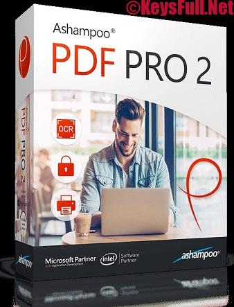 Ashampoo PDF Pro 2.0.7 Crack + License Key Free