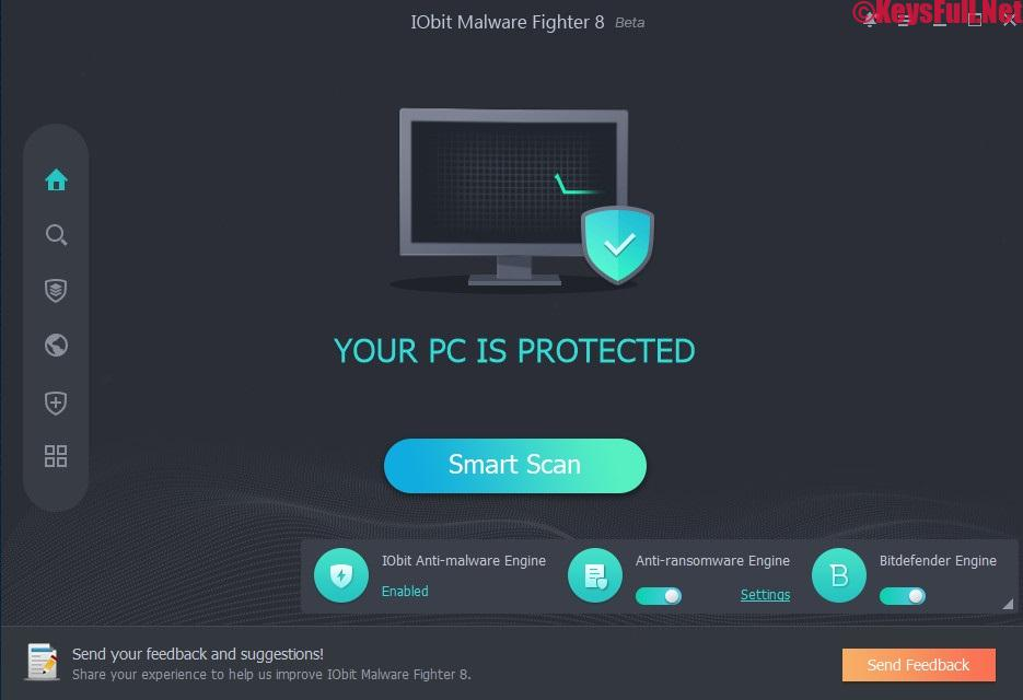 IObit Malware Fighter Pro 8.0.1.467 Keygen